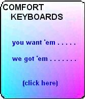 buy a comfort ergoflex keyboard