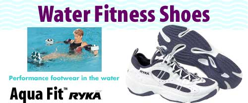 Ryka Tri-Trainer and Aqua Fit and Teva Gamma Aquatic Aerobics ...