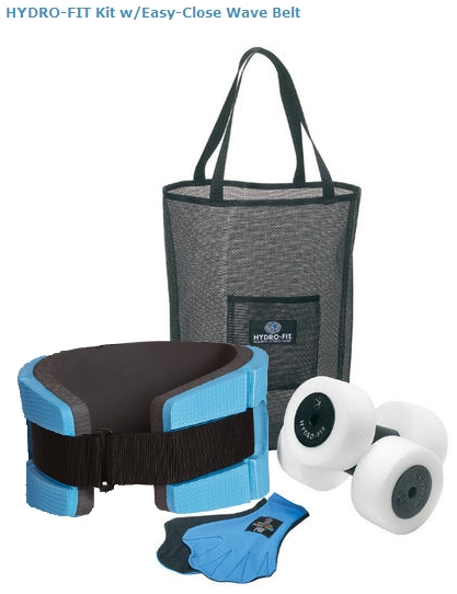 HYDRO-FIT Kit w/ Easy-Close Wave Belt