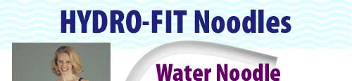 Hydro-Fit Water Noodle, Water Noodle