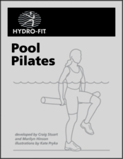 illustrated-exercise-guide Pool Pilates exercise (available at the shopping cart as Option)